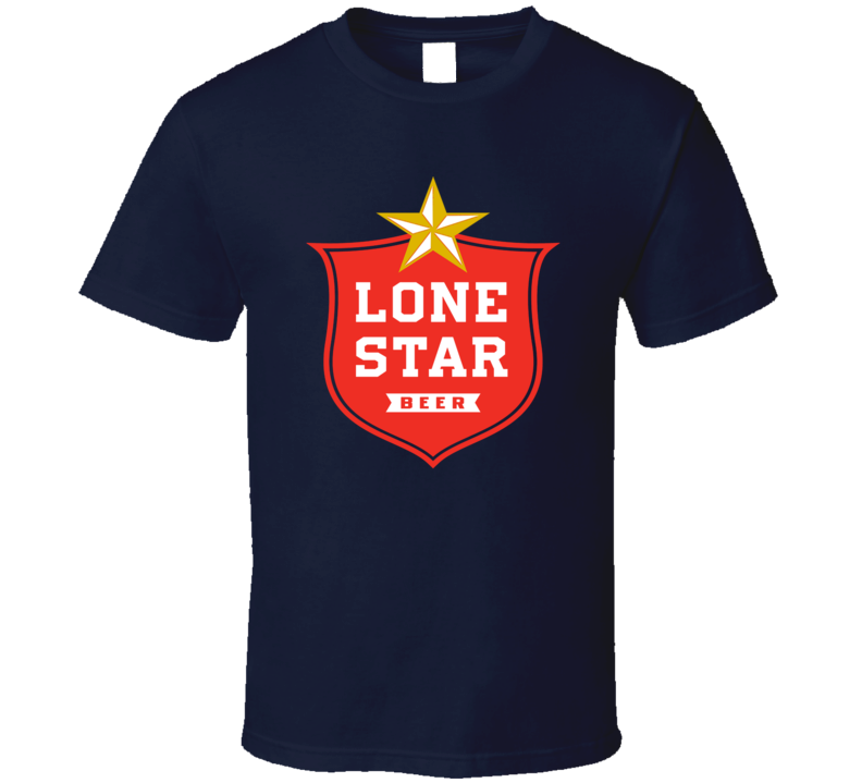 Lone Star Beer Drink Alcohol T Shirt