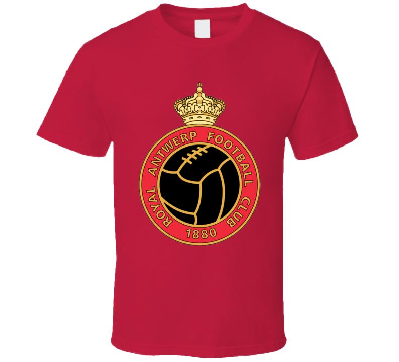 Royal Antwerp F.c. Football Club Soccer Team Belgium Jupiler League T Shirt