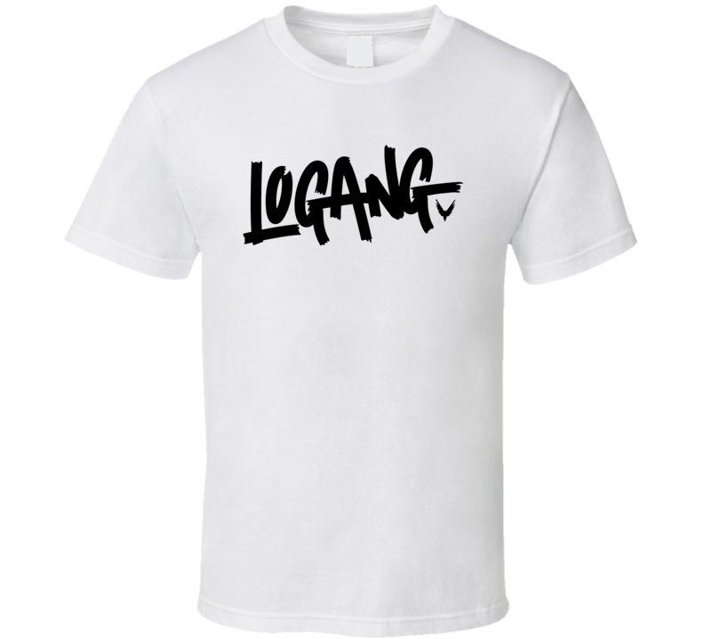Logan Paul Logang Youtuber Vine Celebrity Social Media T Shirt