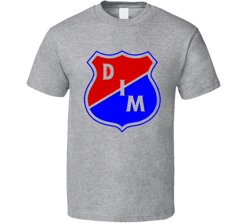 Independiente Medellin Colombia Soccer Team Football Club T Shirt