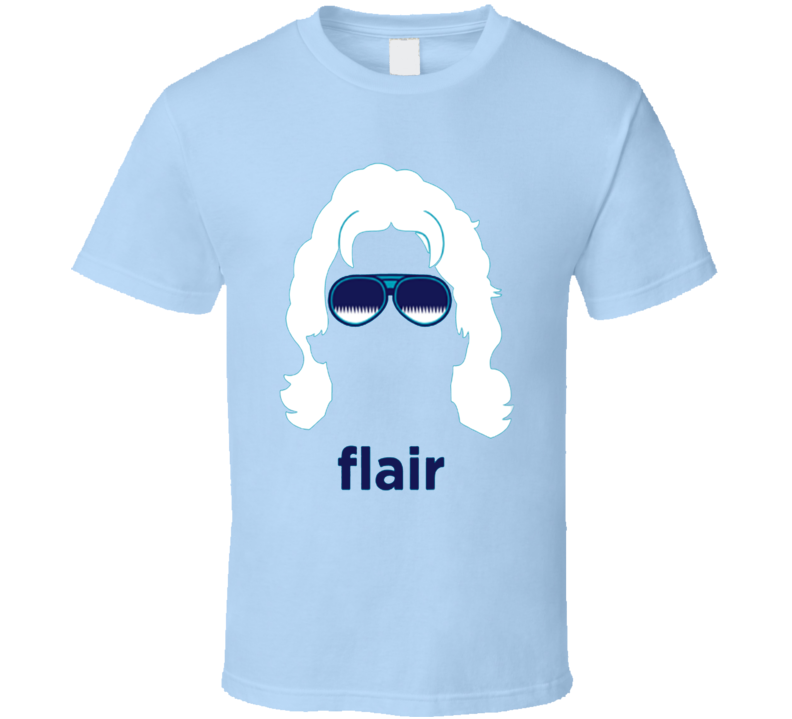 Ric Flair Wrestling Legend Face Cool Awesome Nature Boy T Shirt