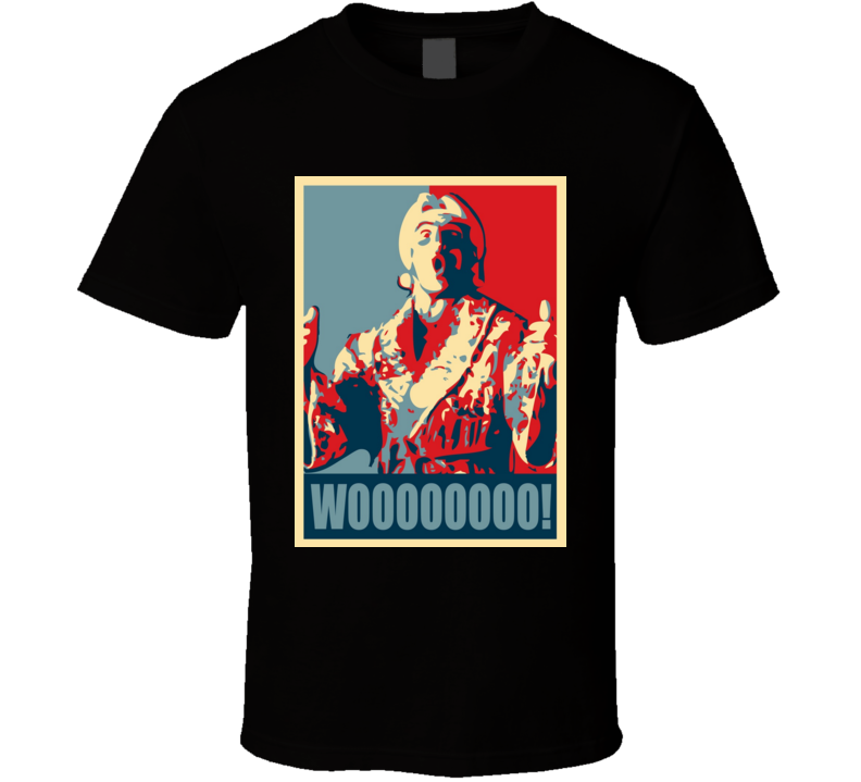 Ric Flair Woooooo Wrestling Legend Hope Nature Boy T Shirt