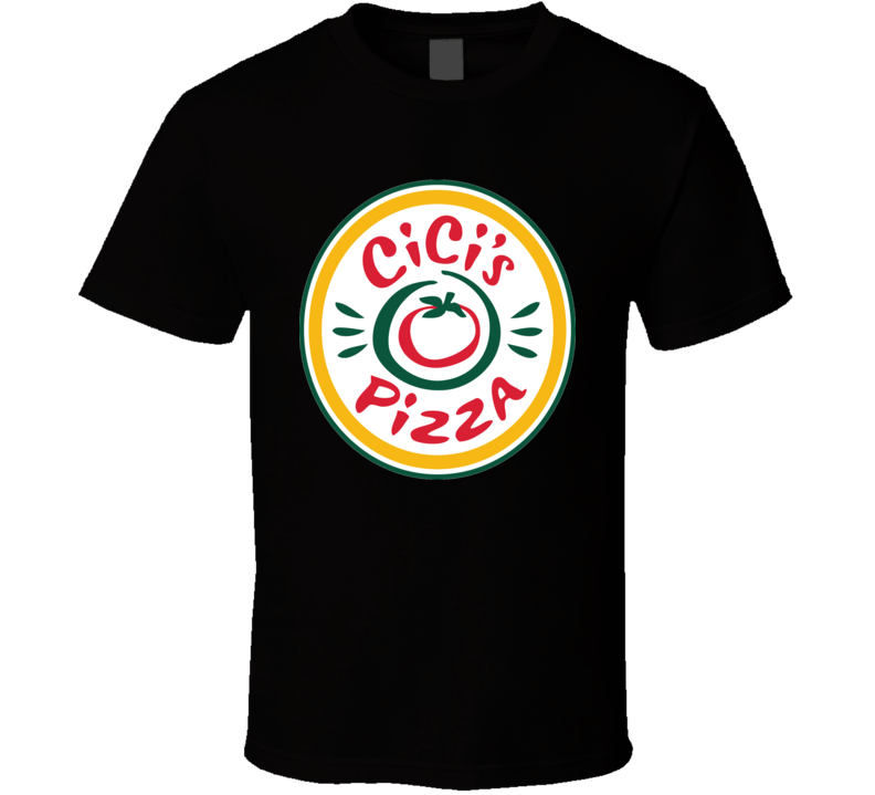 Cici's Pizza Restaurant Food Chain Pizzeria T Shirt