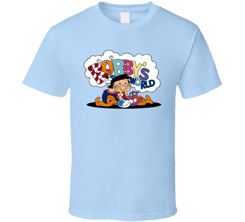 Bobby's World Cartoon T Shirt