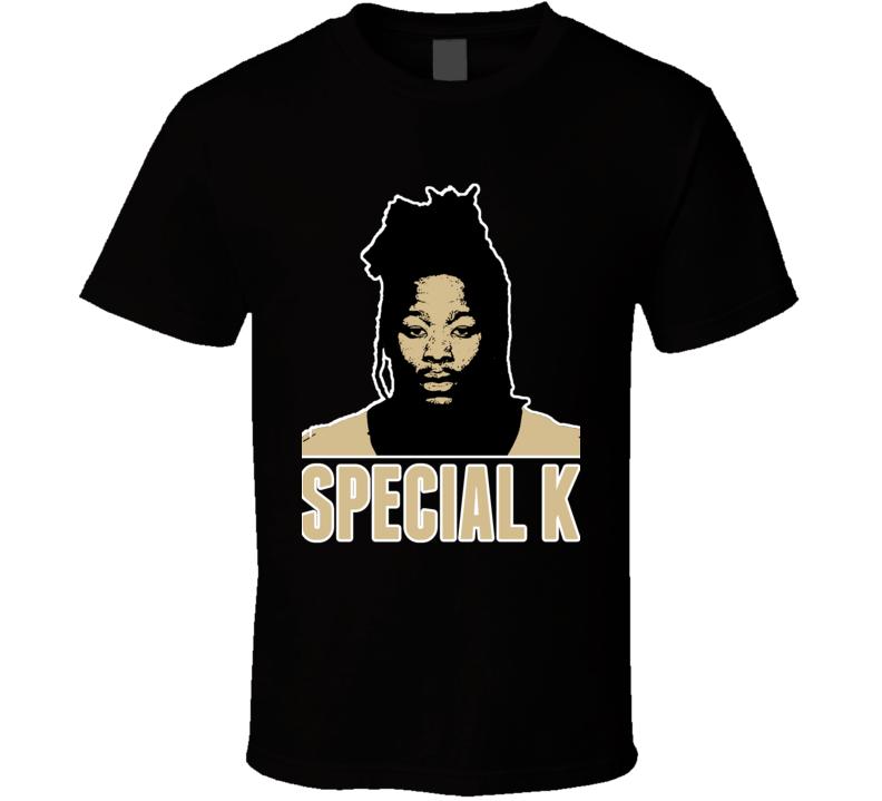 Alvin Kamara Special K New Orleans Football Star T Shirt