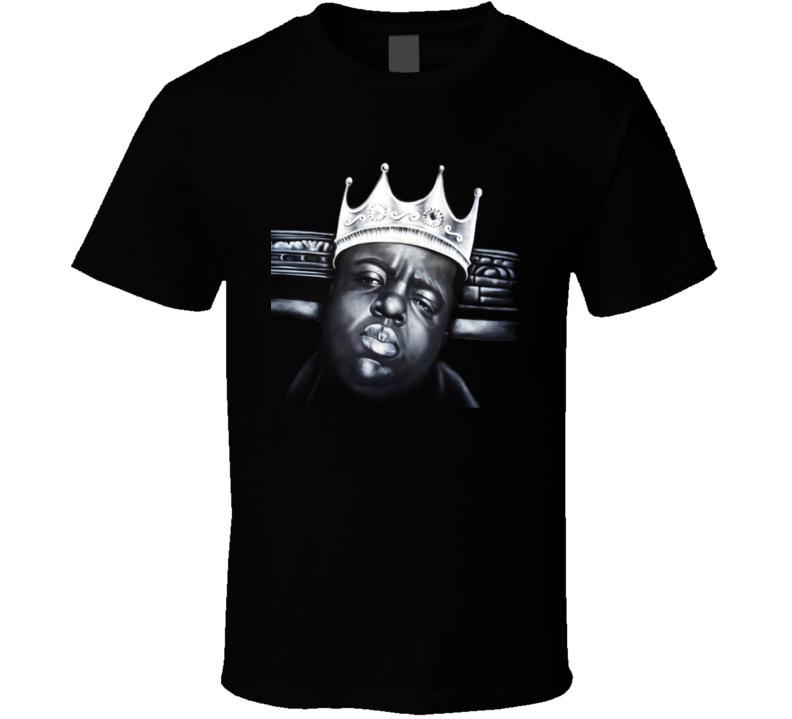 Notorious Big Hip Hop Music T Shirt