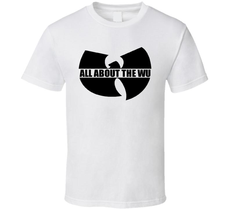 Wu Tang Clan Rap Hip Hop Music T Shirt