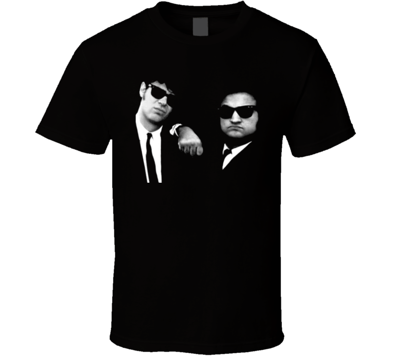 The Blues Brothers Retro Movie T Shirt