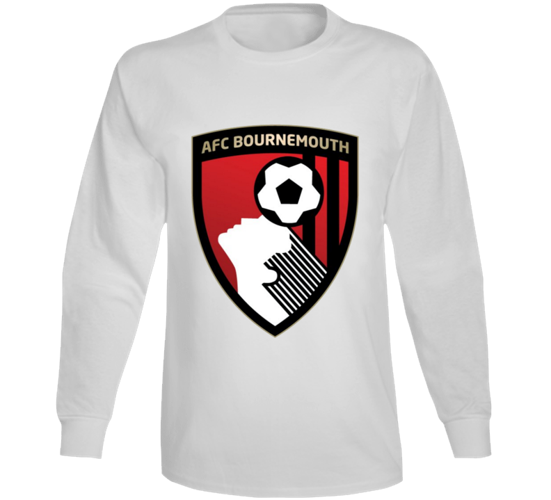 Afc Bournemouth Soccer Futbol English League Long Sleeve T Shirt