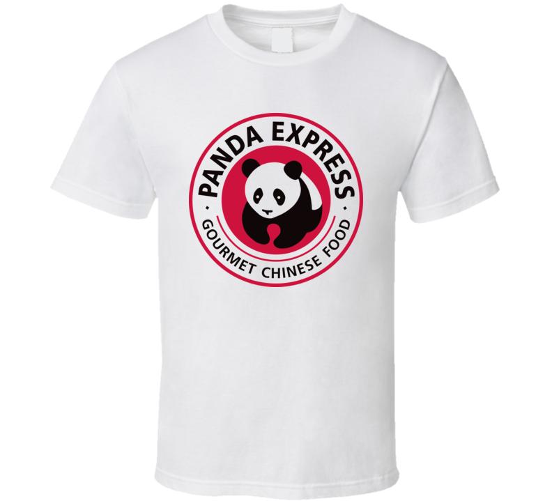 Panda Express Chinese Food T Shirt
