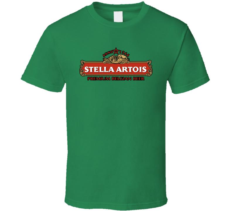 Stella Artois Drink Beer Alcohol T Shirt