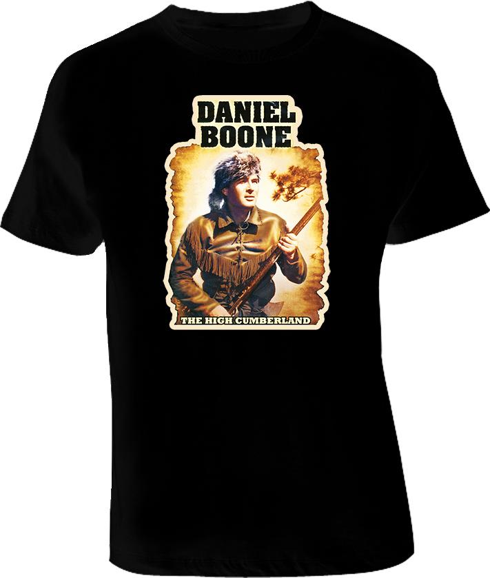 Daniel Boone TV Show T Shirt