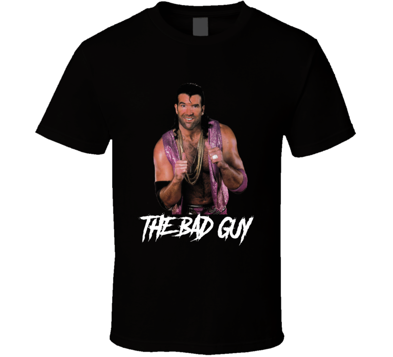 Razor Ramon Wrestling The Bad Guy T Shirt