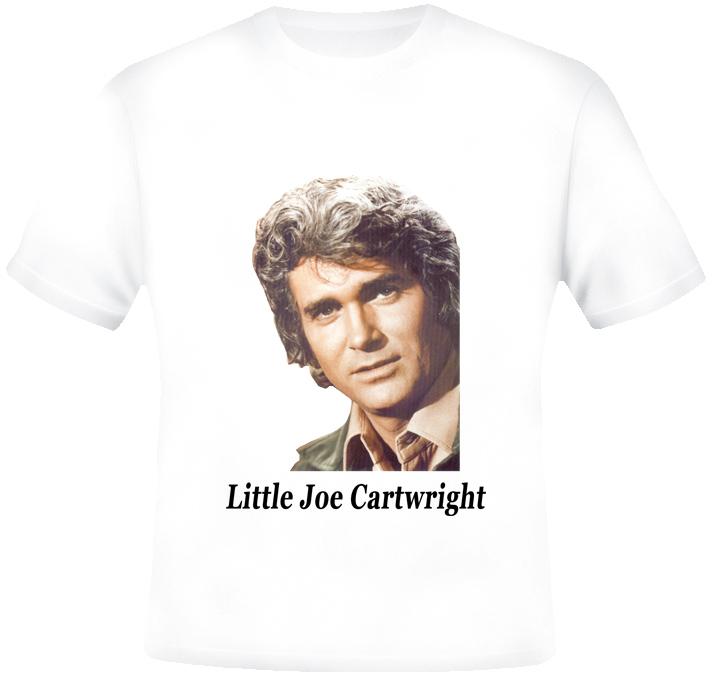 Little Joe Cartwright Bonanza TV Show T Shirt