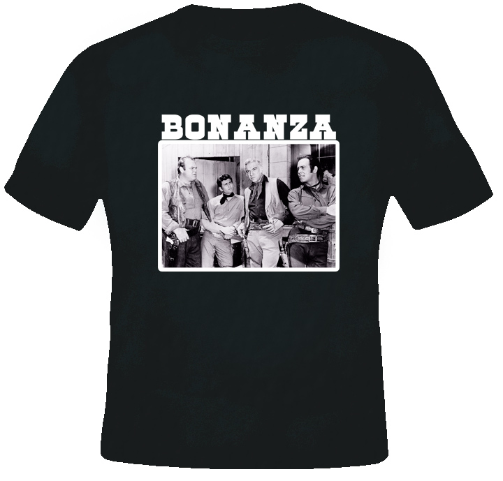 Bonanza TV T Shirt