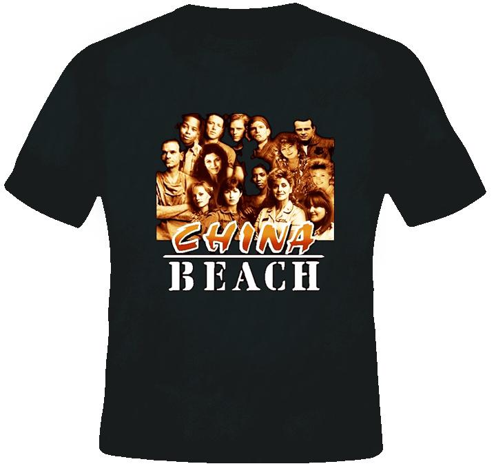 China Beach TV Show T Shirt