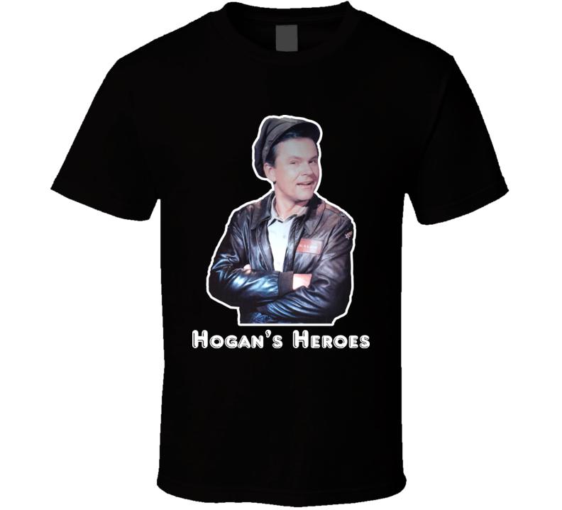 hogan's heroes t shirt