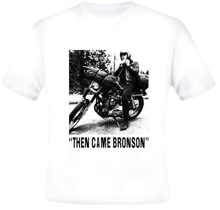Then Came Bronson TV Show T Shirt