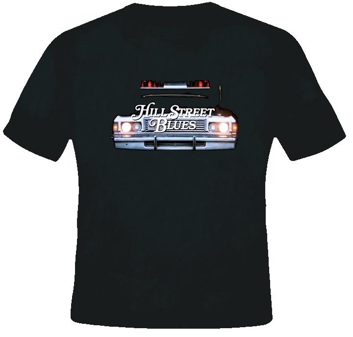 Hill Street Blues TV Show T Shirt