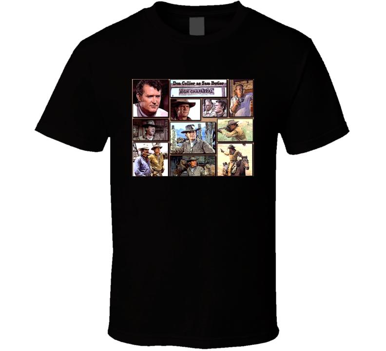 High Chaparral TV Show T Shirt