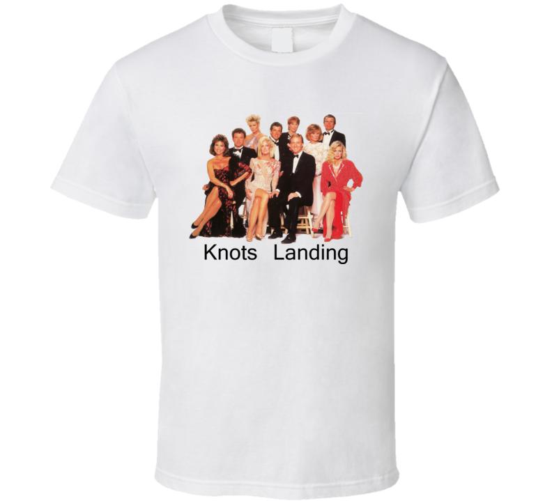 Knots Landing TV Show T Shirt