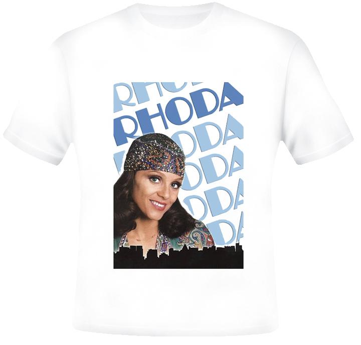 Valerie Harper As Rhoda TV Show T Shirt