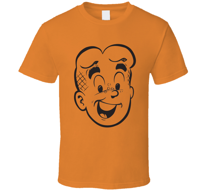Archie Comics Character Comic Book Fan T Shirt