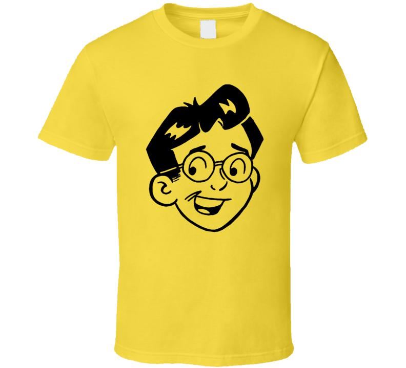 Dilton Archie Comics Character Comic Book Fan T Shirt