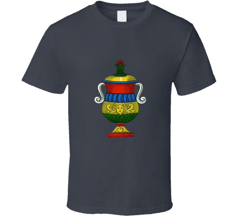 Ace Cups Coppe Italian Cards Scopa Briscola T Shirt