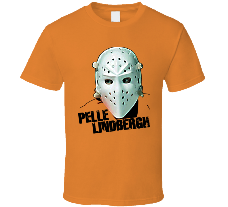 Pelle Lindbergh Goalie Hockey Philadelphia T Shirt