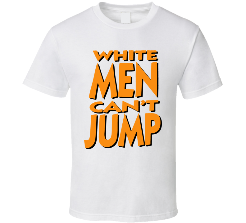 White Men Can't Jump Basketball Woody Snipes T Shirt