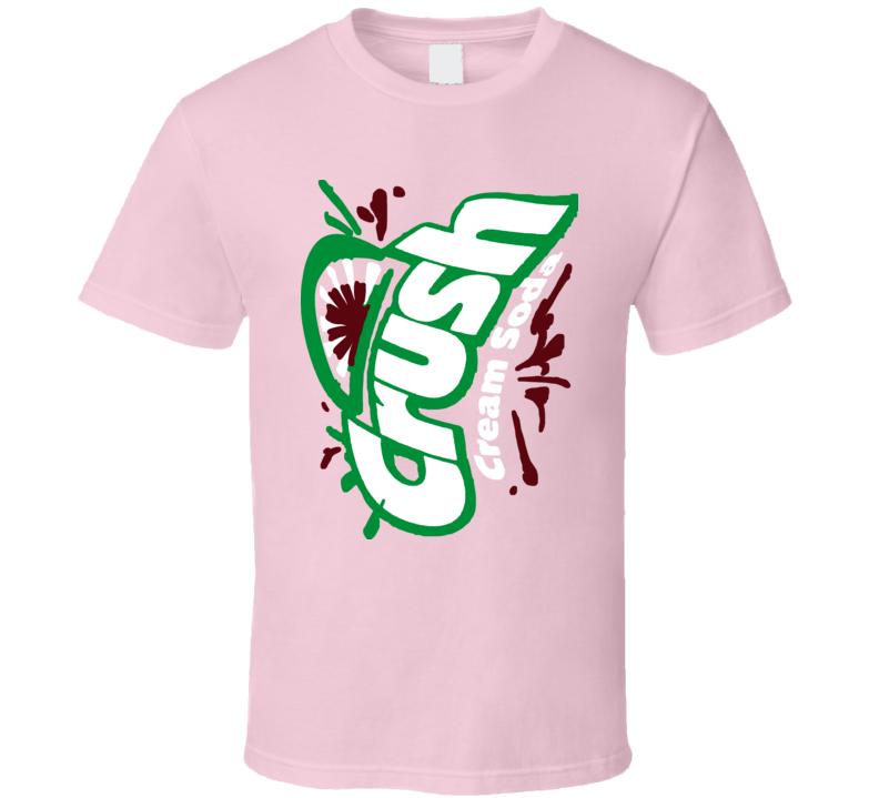 Cream Soda Crush Soda Pop T Shirt