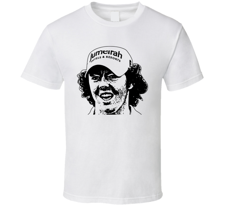 Rory Mcilroy Us Open Golf T Shirt