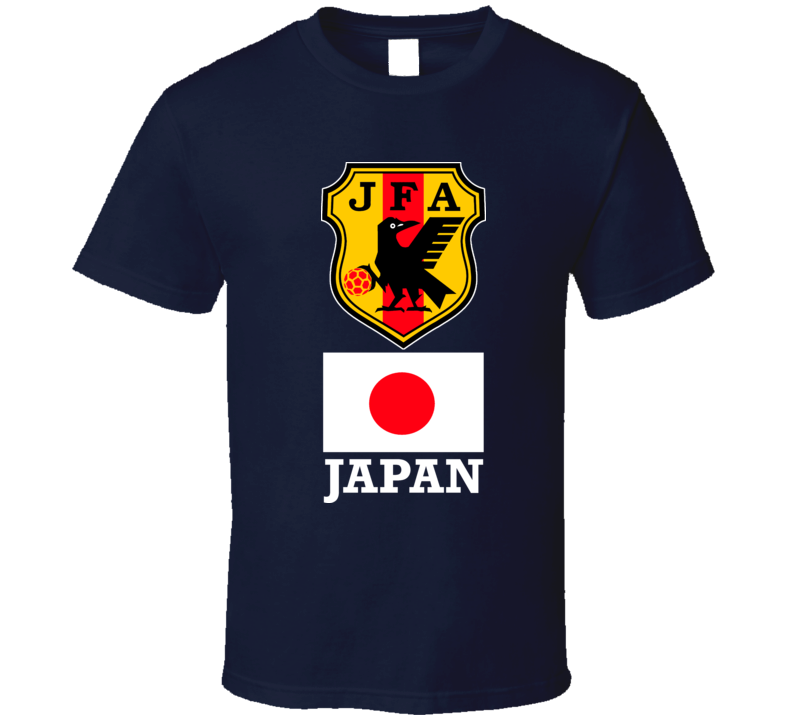Japan World Cup Soccer 2011 Champions T Shirt