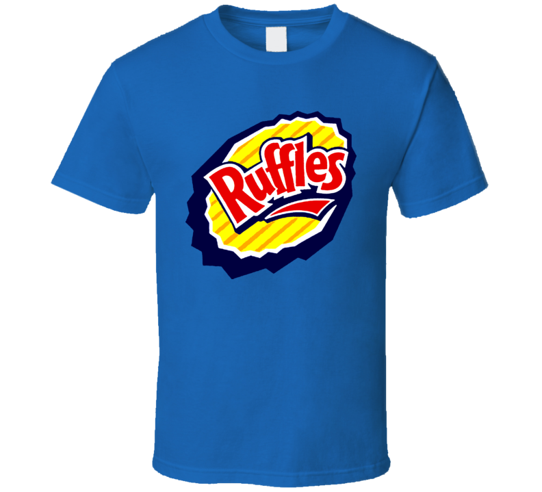 Ruffles Potato Chips Bbq Sour Cream T Shirt