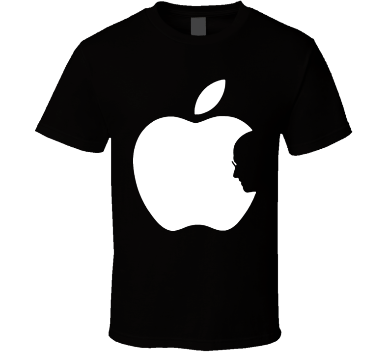 Steve Jobs Apple Icon Computer Mac T Shirt
