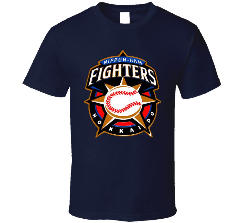 Hokkaido Nippon Ham Fighters T Shirt