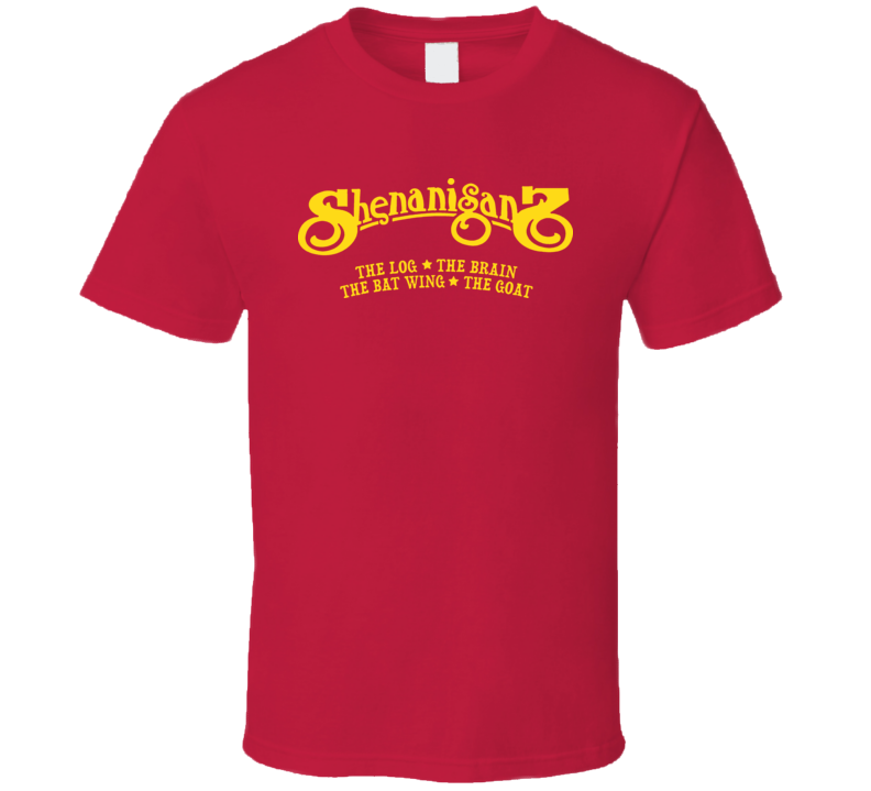 Shenaniganz Waiting Movie T Shirt