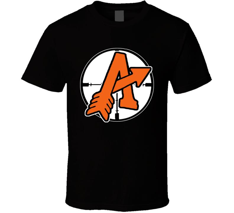 Goon Assassins Hockey Fights Doug Glatt T Shirt