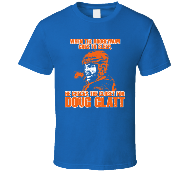Doug Glatt Goon Movie Fighter Boogeyman Halifax T Shirt