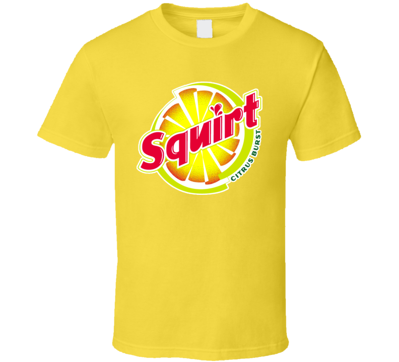 Squirt Soda Retro Pop T Shirt