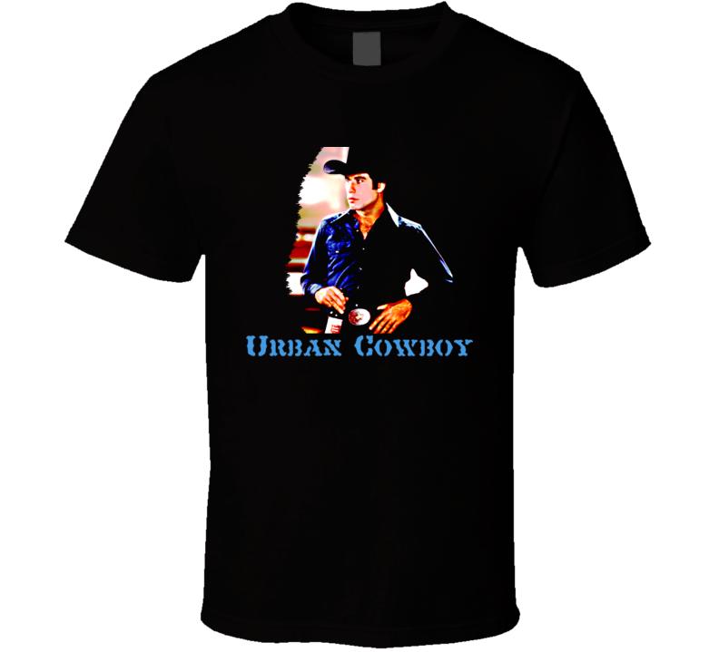 Urban Cowboy Movie 80S Travolta T Shirt