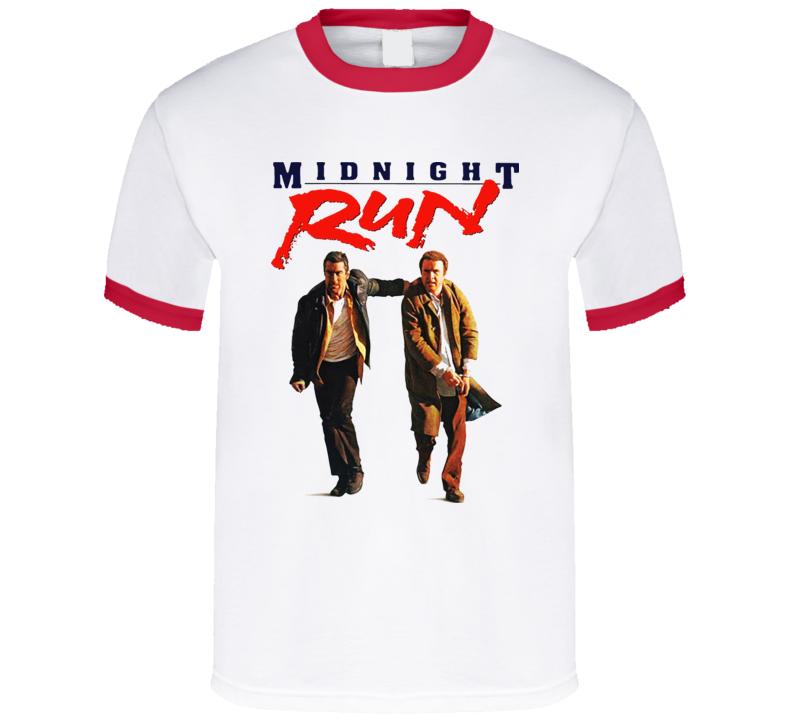 Midnight Run Movie 80S De Niro T Shirt