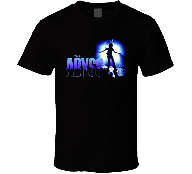 The Abyss Sci Fi Movie 80S T Shirt