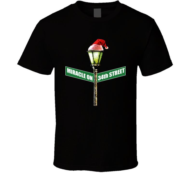 Miracle On 34Th Street Christmas T Shirt