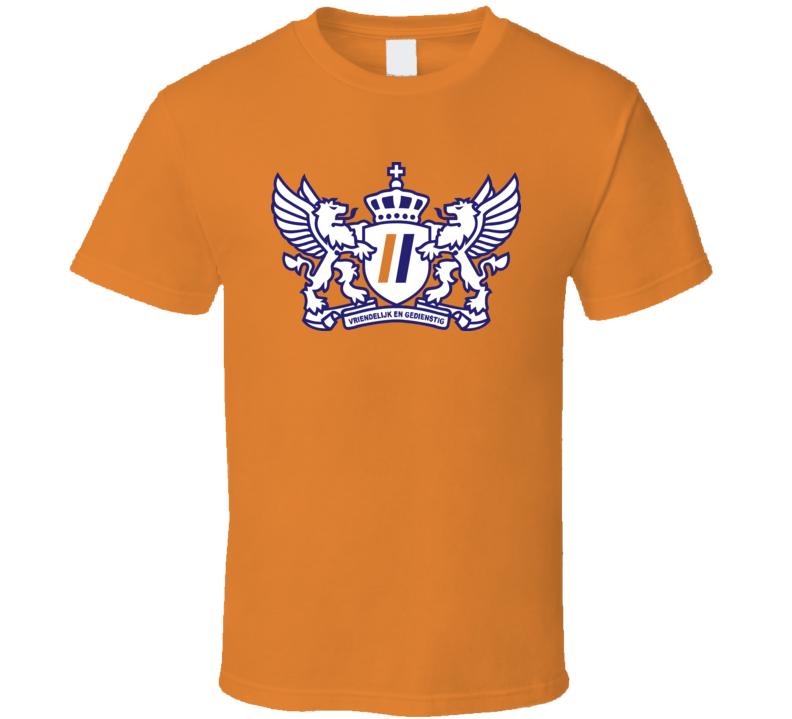 Air Holland Holland Logo T Shirt