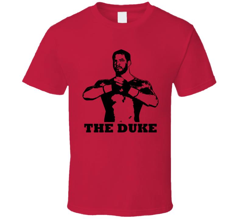 Tommy Morrison The Duke Boxing T Shirt
