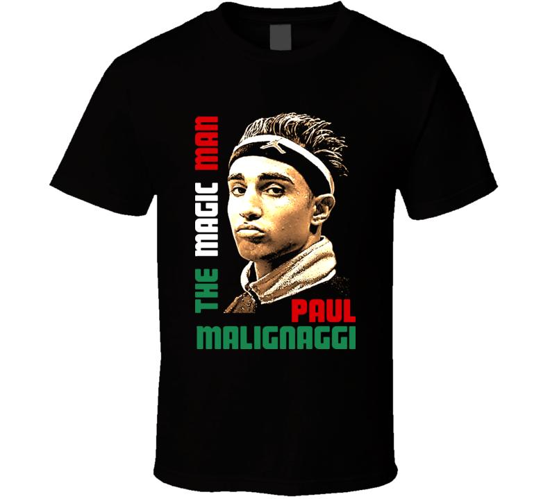 Paul Malignaggi Magic Man Boxing T Shirt