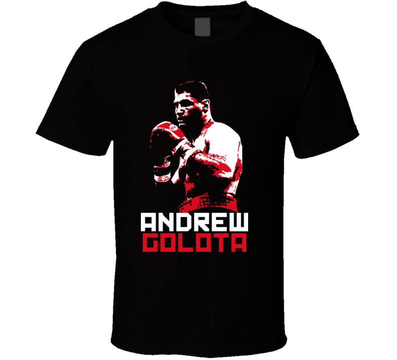 Andrew Golota Poland Boxing T Shirt
