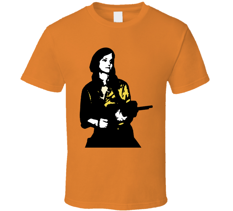 Guerrilla The Taking Of Patty Hearst T Shirt